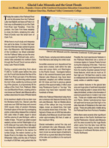 Natural History-Geologic Foundations & Soils